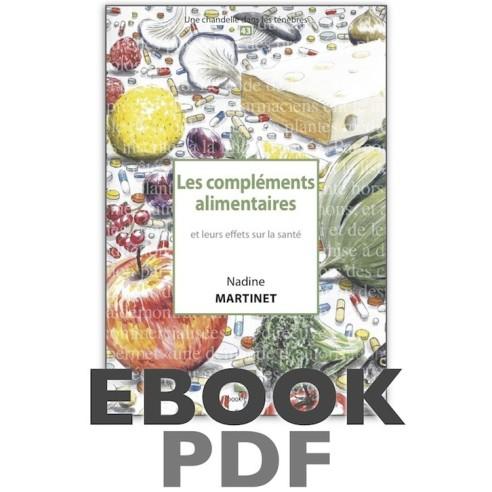 Les compléments alimentaires (pdf) et leurs effets sur la santé